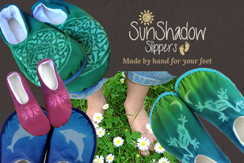 Slippers ad